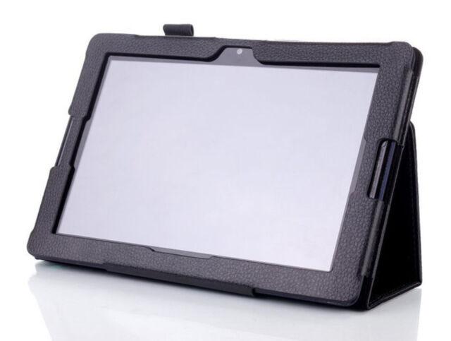 Schutz Tasche für Lenovo IdeaTab 10.1 A10 70 A7600-H Hülle Case Folio Cover M674