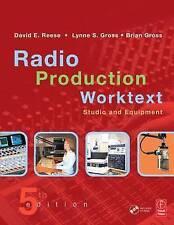 Radio Production Worktext: Studio and Equipment-ExLibrary