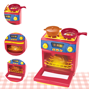 Pretend Play Kitchen Children Kids Toy