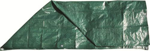 Groundsheet 8/' x 6/' Easy to Clean Waterproof Durable Tent Ground Sheet eyelets
