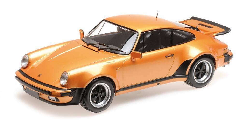 Porsche 911 Turbo 1977 - - - 1 12 - Minichamps 889821
