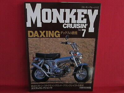Monkey Cruisin #21 Honda Monkey Custom Fan Magazine