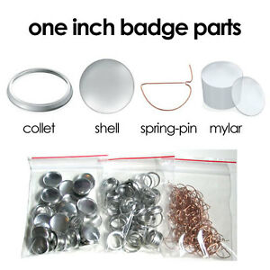100-x-25mm-One-Inch-Tecre-Badge-Parts-Button-Pin-Machine-Supplies