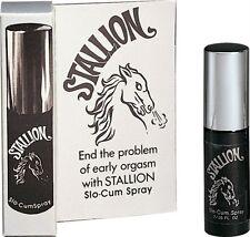 Stallion Spray Delay Lubricants stimulating Spray desensitizing enhancer