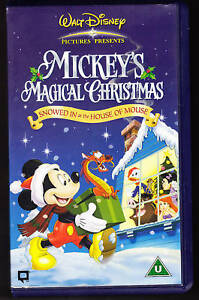 image is loading disney mickey 039 s magical christmas snowed in - Mickeys Magical Christmas