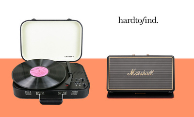 20% off* Tech at Hardtofind!