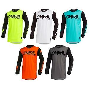O-039-Neal-Threat-Rider-MOTOCROSS-JERSEY-MX-Enduro-Mountain-Bike-Cross-MAGLIA-MTB-DH