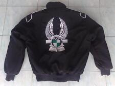 Nuevo Puch Wings Oldtimer fan-chaqueta Veste jas giacca Jakka negro