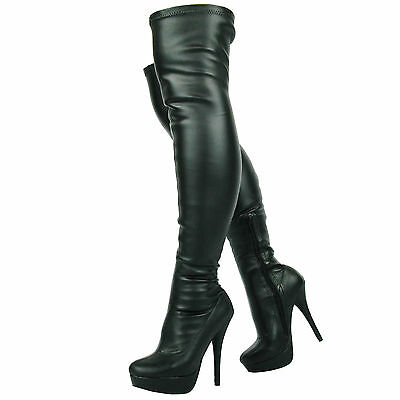 Fetish Boots and leather