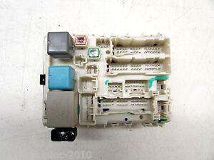 image is loading 2007-toyota-prius-fuse-box-fuse-interrior-82730-