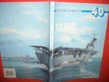 Monographie Monografie EOW 40, Träger TAIHO Vol.2  ENGLISCH!  von AJ Press
