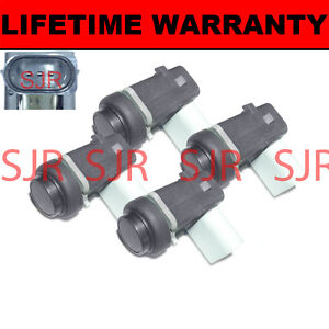 4X-FOR-PORSCHE-CAYENNE-CAYMAN-BOXSTER-GREY-PDC-PARKING-SENSOR-4PS1805S