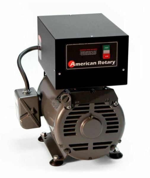 American Rotary AR5F 5HP Rotary Phase Converter For Sale