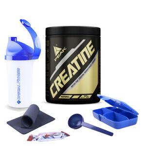 29,98€/kg Peak Creatin Monohydrat 500g Vitamin B-Komplex Pulver Dose + Bonus