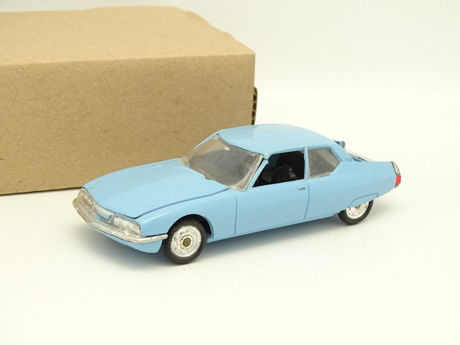Minialuxe 1 43 - - - Citroen SM bluee bbeb0e