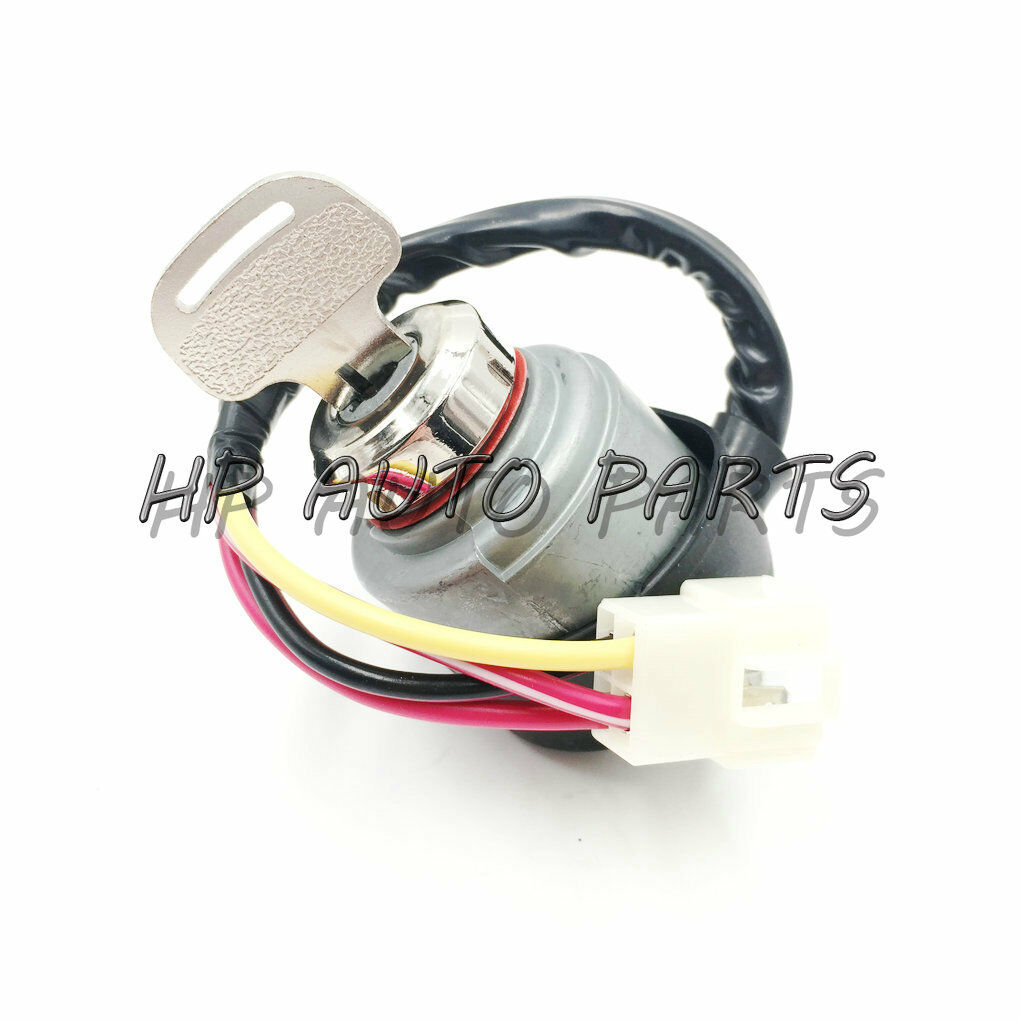 Compatible with Ignition Switch for Kubota M4900; M4900DT; M5700; M5700DT,M6800; M6800DT; M6800H