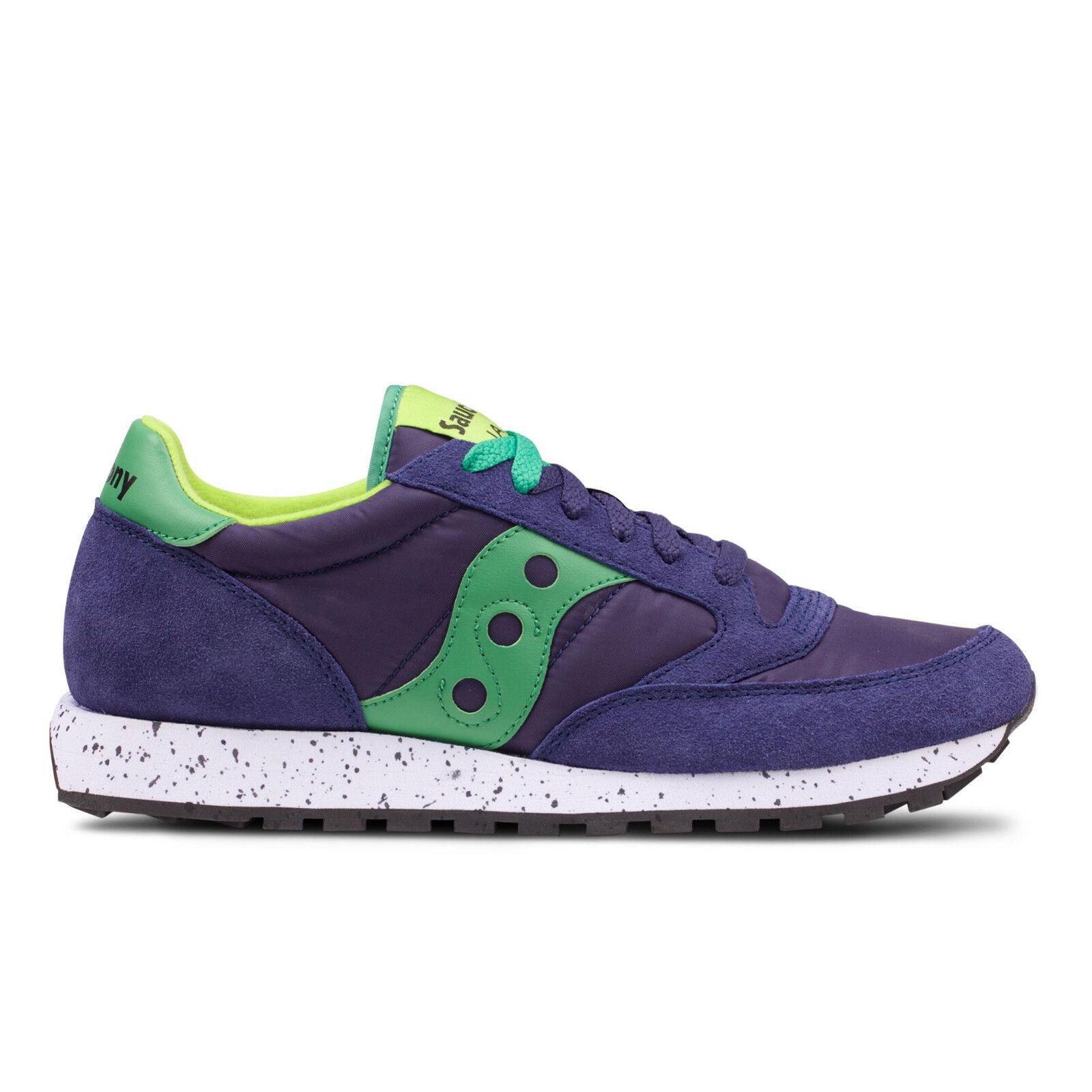 Saucony Jazz Original 2044 457 bluee Green Men Sneakers