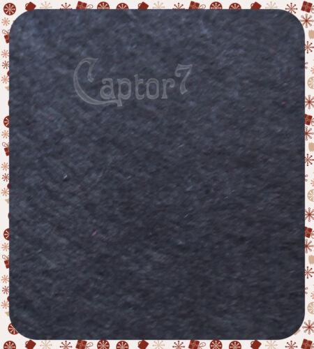 1 FOGLIO DI FELTRO 30X30 CM SPESSORE 2 mm PANNOLENCI PER DECOUPAGE SCRAPBOOKING