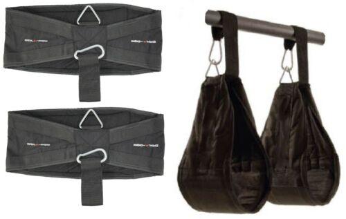 Royaume-Uni Guerrier Ab Crunch Sling AB Bracelet Poids Levée De Suspension Porte Gym Chinning Bar