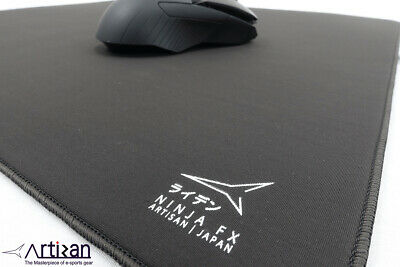 NEW 2018 ARTISAN JAPAN NINJA FX RAIDEN GAMING MOUSE PAD M L XL MID XSOFT