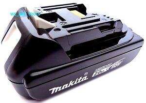 1-NEW-18V-GENUINE-BL1820B-2-0-AH-Makita-Battery-18-Volt-For-Drill-Saw-Grinder