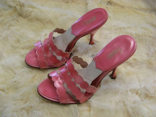 Frederick's of Hollywood Vintage 50s Sexy Pink Spr
