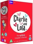Charlie and Lola The Absolutely Complete Collection 5051561031786 DVD Region 2