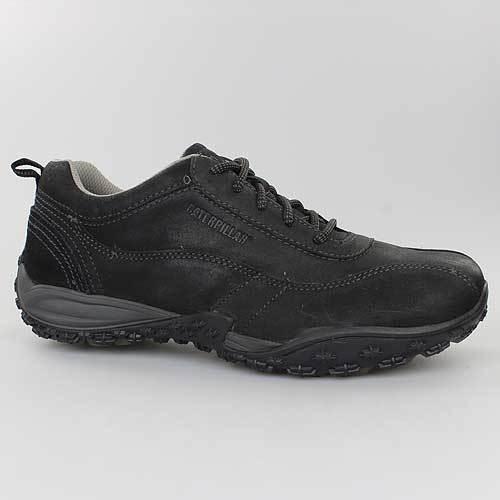 Caterpillar zapatos negro por Negro negro zapatos de cuero oxford arise p714151 5366f9