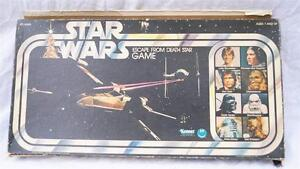 Vintage Star Wars Escape From Death Star Board Game | eBay