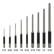 7 Pc 1//16 To 5//16 In Westward 2AJL4 Pin Punch Set