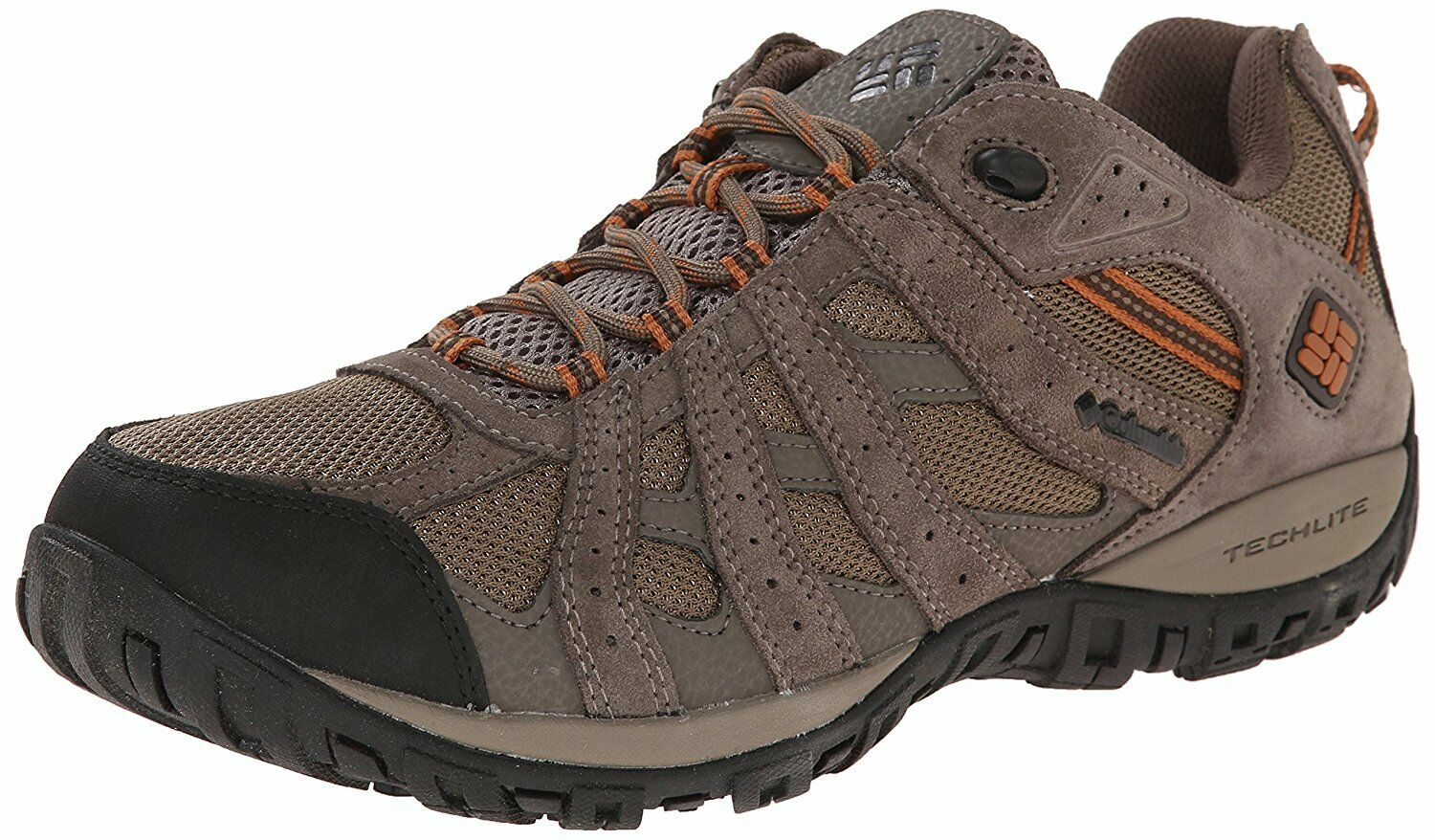 Columbia 1553612 Mens Redmond Waterproof Wide Hiking Shoe- Choose SZ/Color.