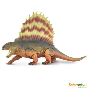 Safari Ltd 305729 Dimetrodon 6 11/16in Series Dinosaurs Novelty 2018