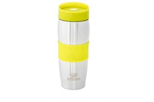 Vert Citron 380 ml pour Aspirateur Scellé peut isotherme Pichet Inox Thermos Thé Café