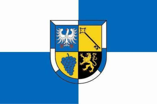 Fahne Flagge Verbandsgemeinde Freinsheim 30 x 45 cm Bootsflagge Premiumqualität