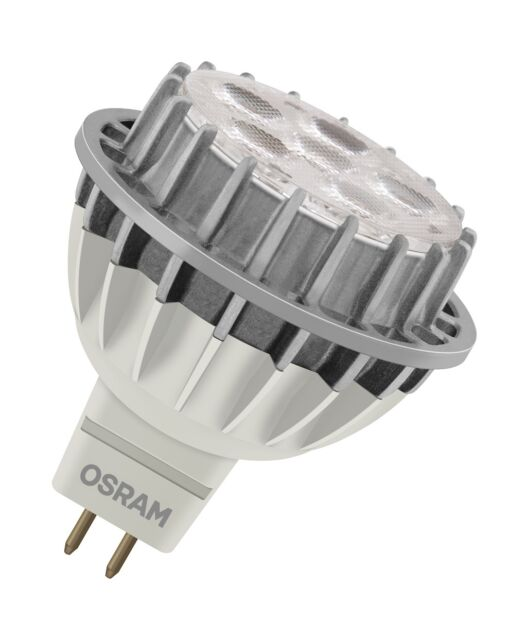 OSRAM LED Superstar Mr16 8 5w Gu5.3 36° Dim for sale online | eBay