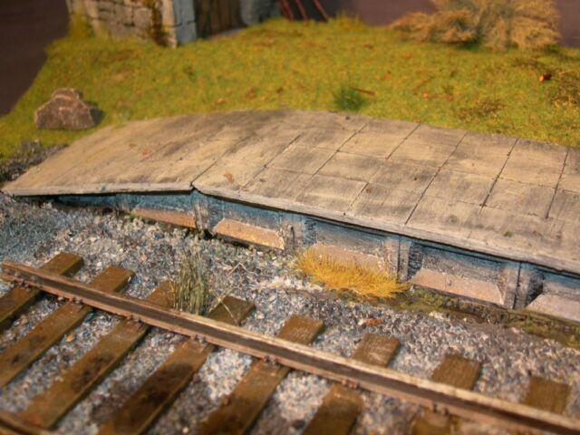 1/35 Scala ferrovia / TRENO Piattaforma - Kit Modellino di resina