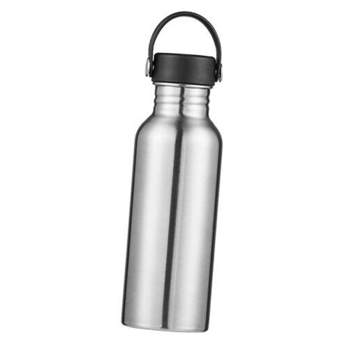 Fitness Edelstahl Trinkflasche Wasserflasche Flasche Sportflasche für Sport
