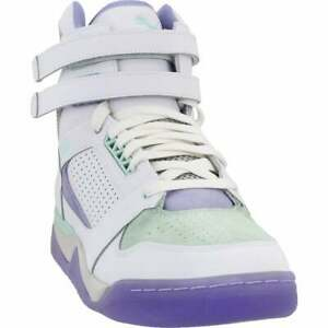 Puma-Palace-Guard-Mid-Easter-Lace-Up-Sneakers-Casual-Sneakers-White-Mens