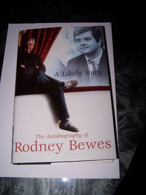 A Likely Story by Rodney Bewes (Hardback, 2005)