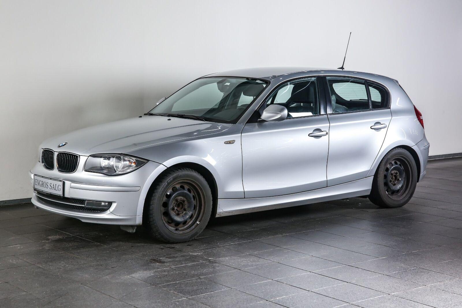 BMW 120d 2,0 Advantage