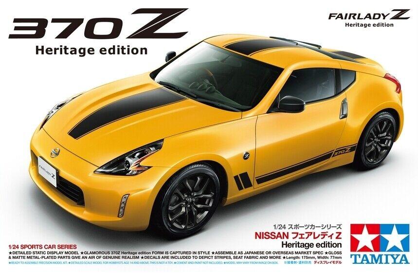 Tamiya 1 24 Nissan 370Z Heritage Edition