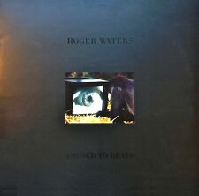 Roger Waters Amused to Death 1992 LP Limited Edition Pressing Audiophile