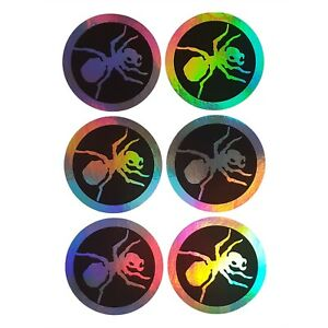 The-Prodigy-Circle-Ant-Logo-7-cm-hologram-sticker-6-pcs