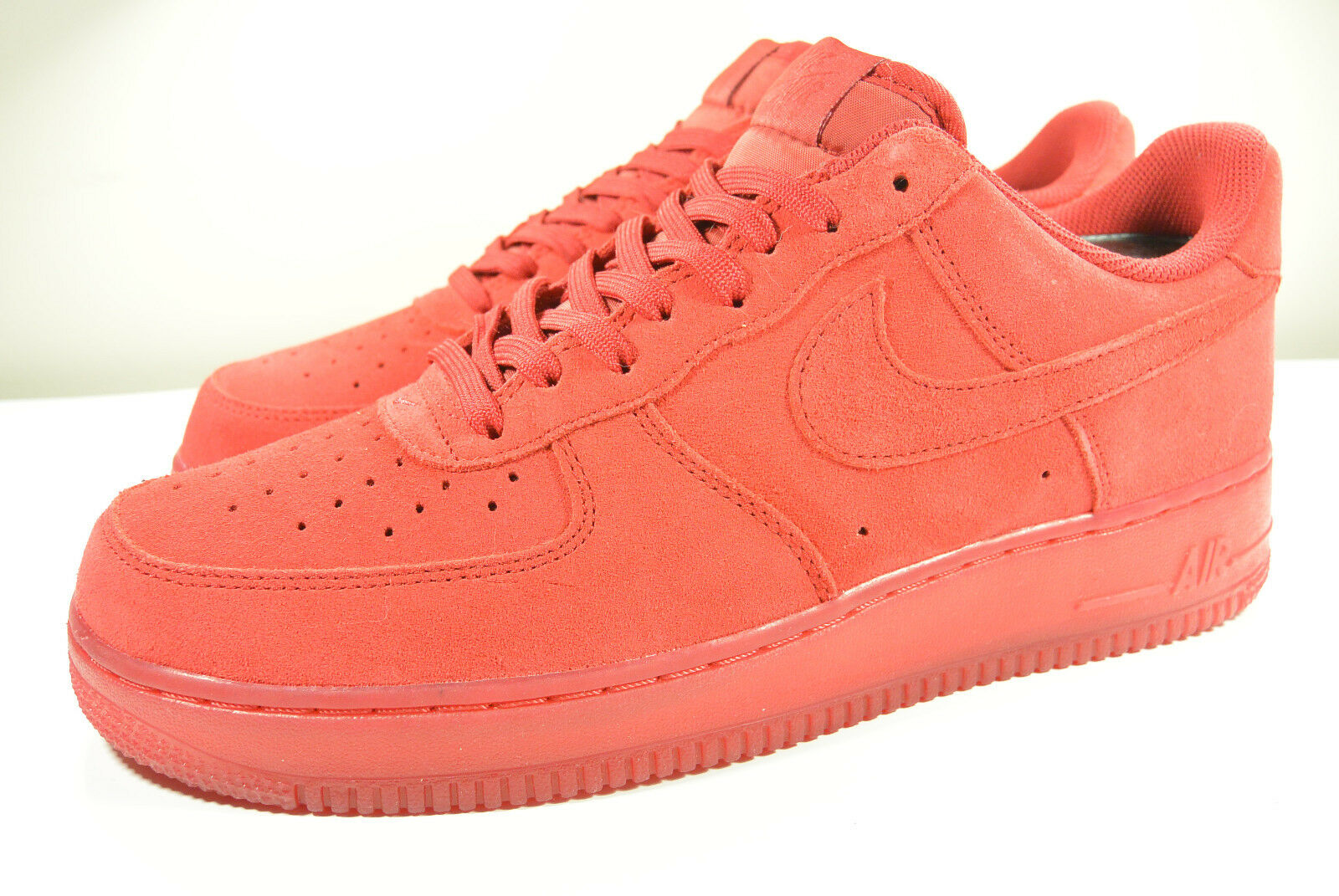 DS 2018 NIKE FORCE 1 LV8 Gamuza Gimnasio Rojo AIR Gamuza LV8 13 SUPREME HYPERFUSE Co. Japón Cacao MAX a0786b