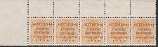 KAPPYSSTAMPS 2969 Sweden 1961 Liseberg Goteborg GOTHIA 61 Philatelic Souvenir