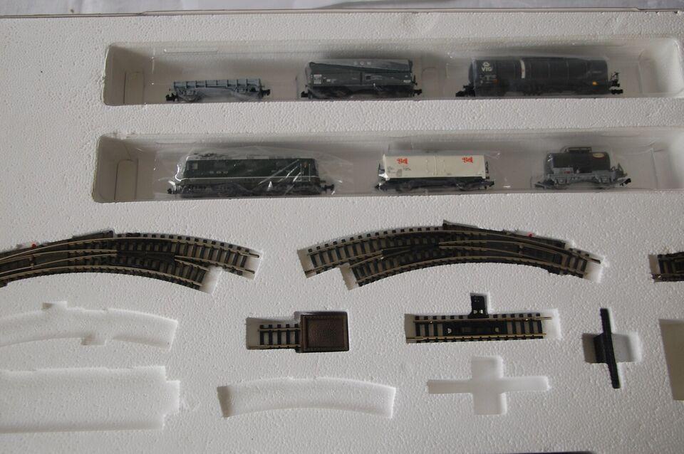 Modeltog, AJ.N Trix 11471 Startset SBB , skala N