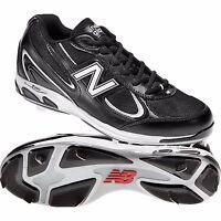 Mens Balance 1103 Baseball Cleats Size 13 Ee Wide Black White