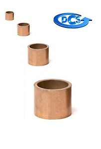 Oilite Bronze Bushing 3//16 id x 1//4 od x 1//4 Length Sleeve Bearing Spacer-New 1