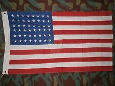 Bandiera Stati Uniti storica cotone storica, USA American flag Stars and Stripes