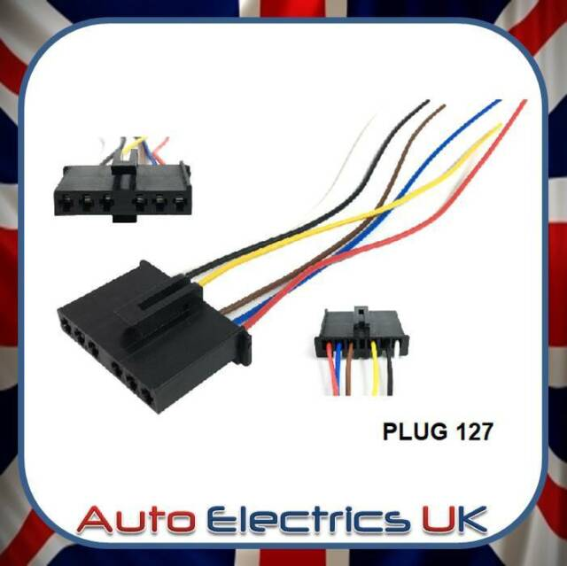 2x Rear Stop Tail Light Wiring Harness Loom Repair Cable Plug for Ford F Tail Light Wiring Harness on